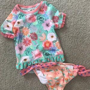 Matilda Jane bathing suit - size 4